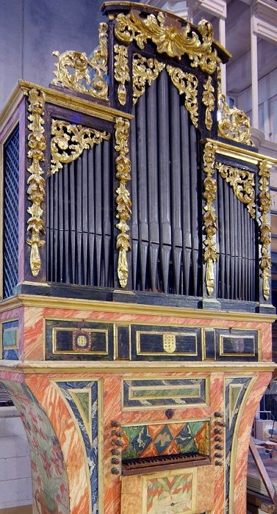 Organ recitals at the Museu de la Música de Barcelona